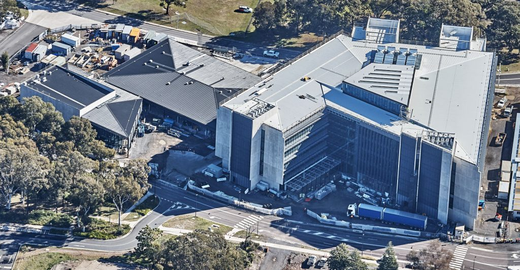 RAAF Base Williamtown : Stage 2 Development Area : HQ and Administration