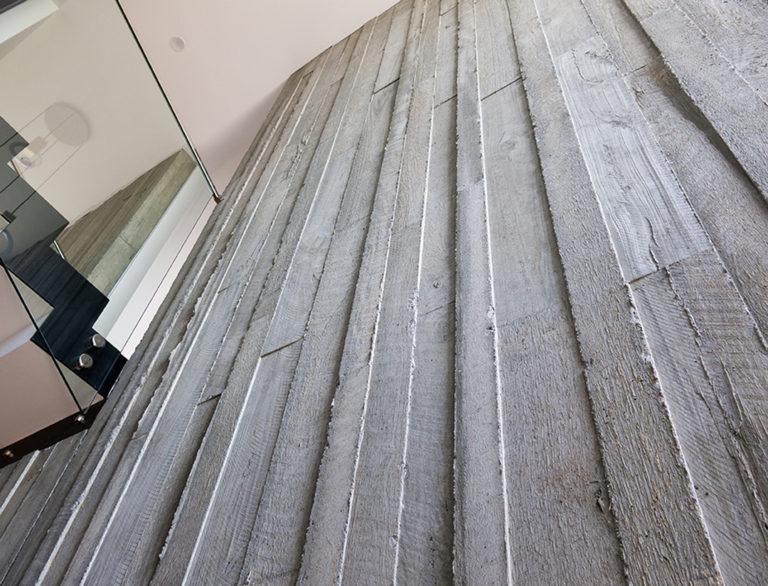Internal timber look Precast Panels